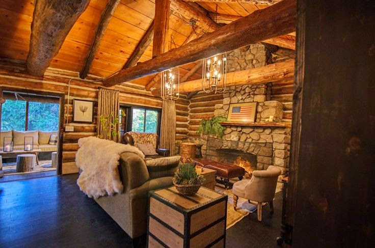 American Dream builders Big Bear cabin