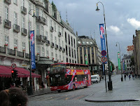 Autobús turístico, Oslo, Noruega, tourist bus, Oslo, Norway, Oslo, Car touristique, Norvège, turistbuss, Oslo, Norge, vuelta al mundo, round the world, La vuelta al mundo de Asun y Ricardo