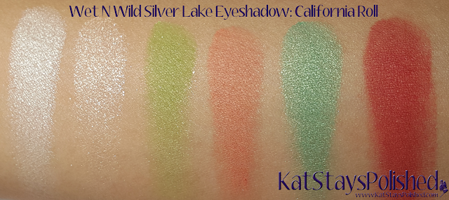 Wet N Wild Silver Lake Eyeshadow Palettes - California Roll | Kat Stays Polished