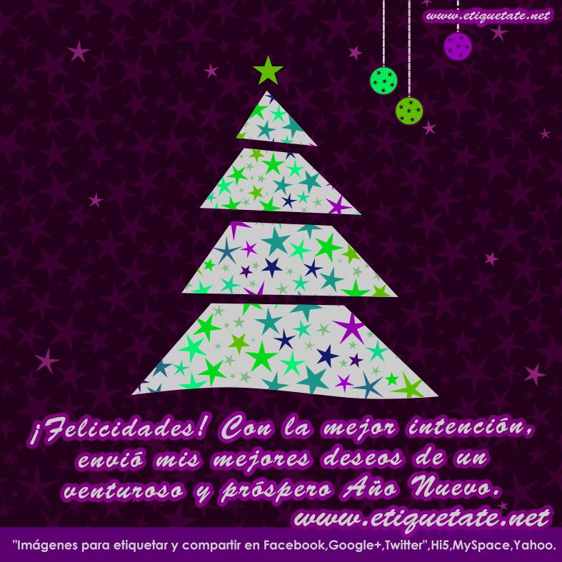 Postales de arbolitos navide os con frases para imprimir - Mensajes navidenos para empresas ...