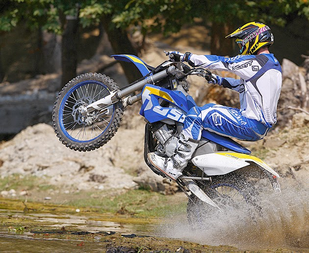 Husaberg FE 570 New Motorcycles Models