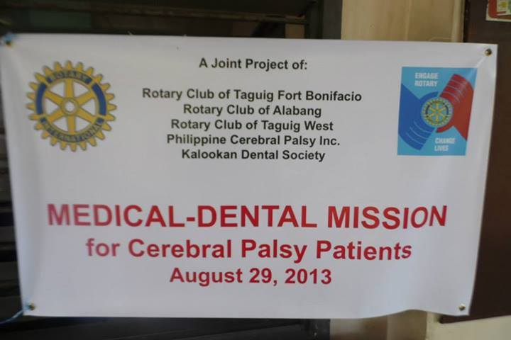 Certificate of appreciation medical mission choice image rotarian pinoy d3830 medical mission at philippine cerebral palsy inc with two other clubs in our yadclub Gallery