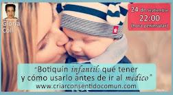 """Webinar """"Botiquín infantil: qué tener y cómo usarlo antes de ir al médico"""""""