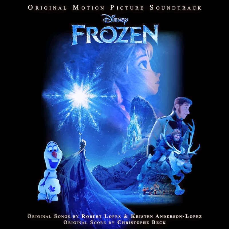 frozen soundtracks