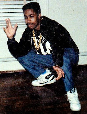 "Rememba the 80's...Fresh Dre ""Hey young world the world is yours""!"