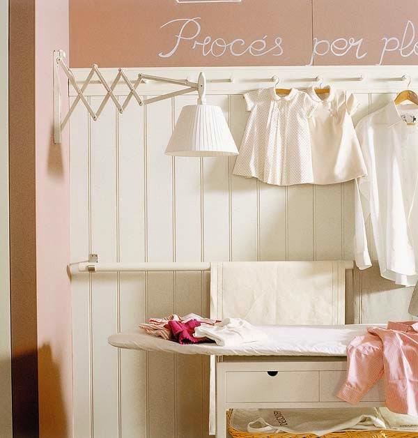 La maison 17 decoraci n interiorismo un cuarto de lavado - Cuartos de colada y plancha ...