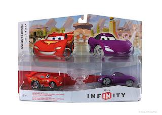 Disney Infinity Car Set
