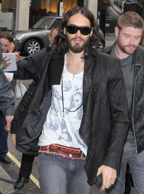 Russell Brand Wanted Kids With Katy Perry » Gossip | Russell Brand