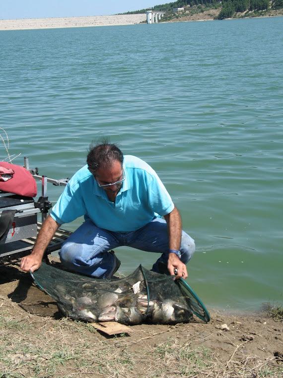 14 agosto 2009 - Lago Locone