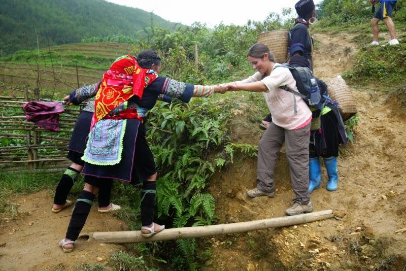 Trekking Lao Chai - Ta Van