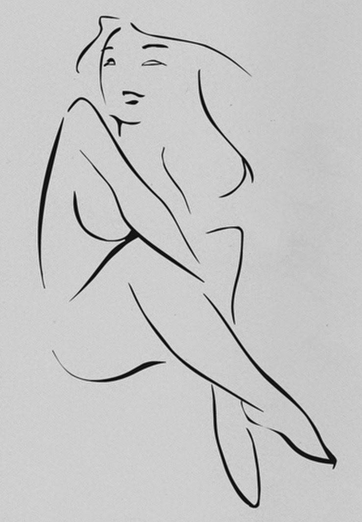 mujeres-en-dibujos-faciles