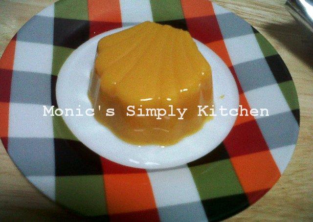 Resep Puding Labu Kuning Sederhana