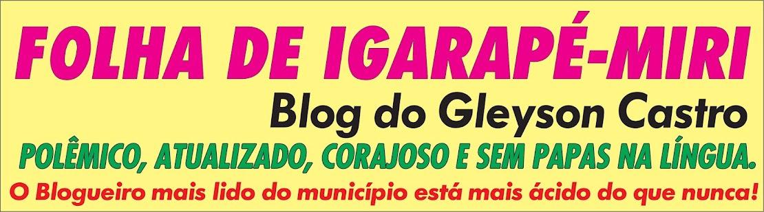 Folha de Igarapé-Miri