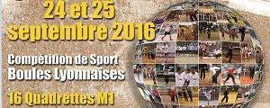 Direct : Trophée S16, 2ème étape, les 24 et 25 septembre