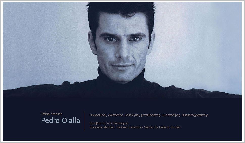 Pedro Olalla