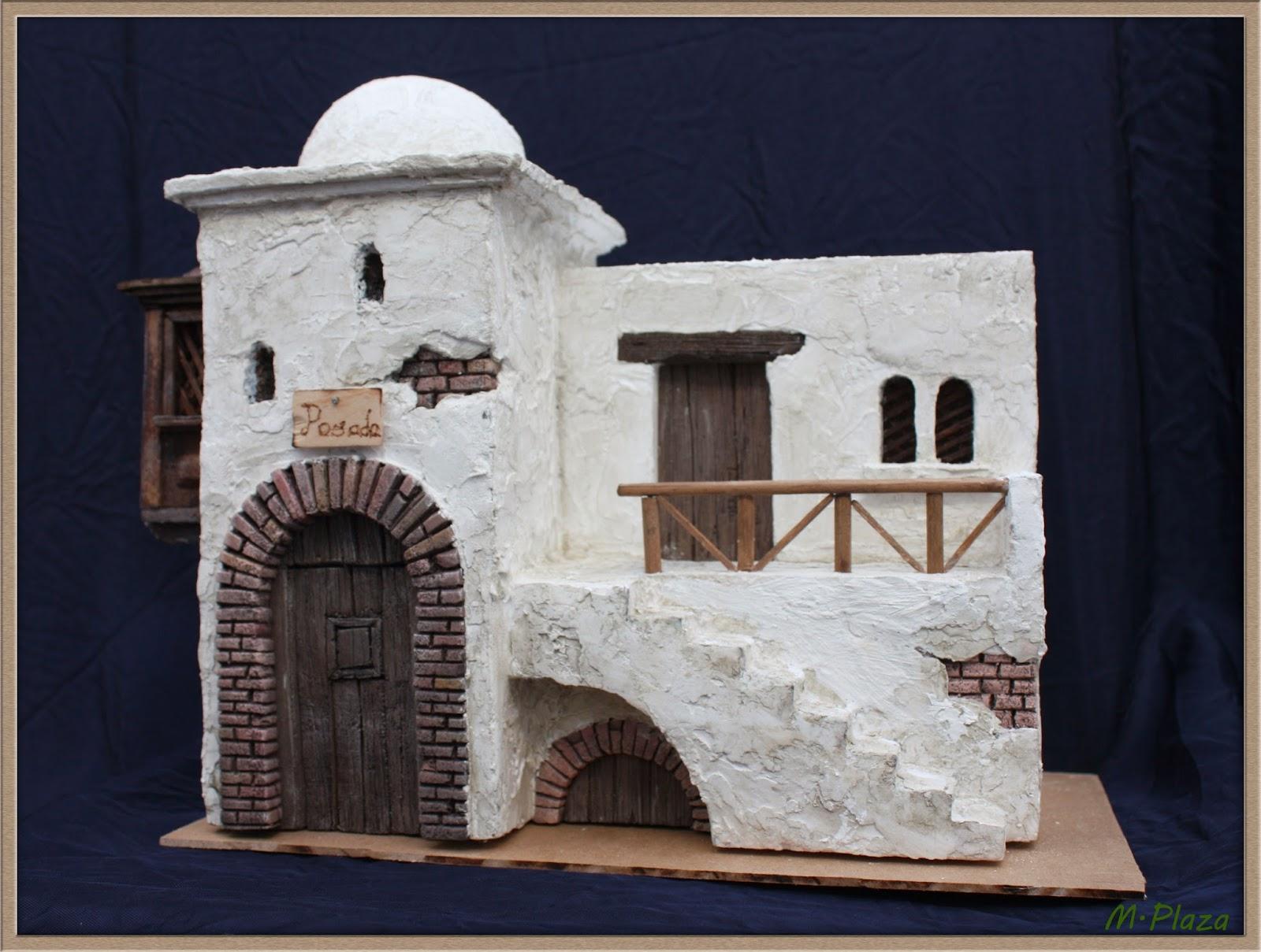 El taller de miguel artesan a para el bel n complementos - Casas miniaturas para construir ...