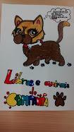 """A gata Cata no tema deste ano """"Libros e outros animais de compañía"""""""
