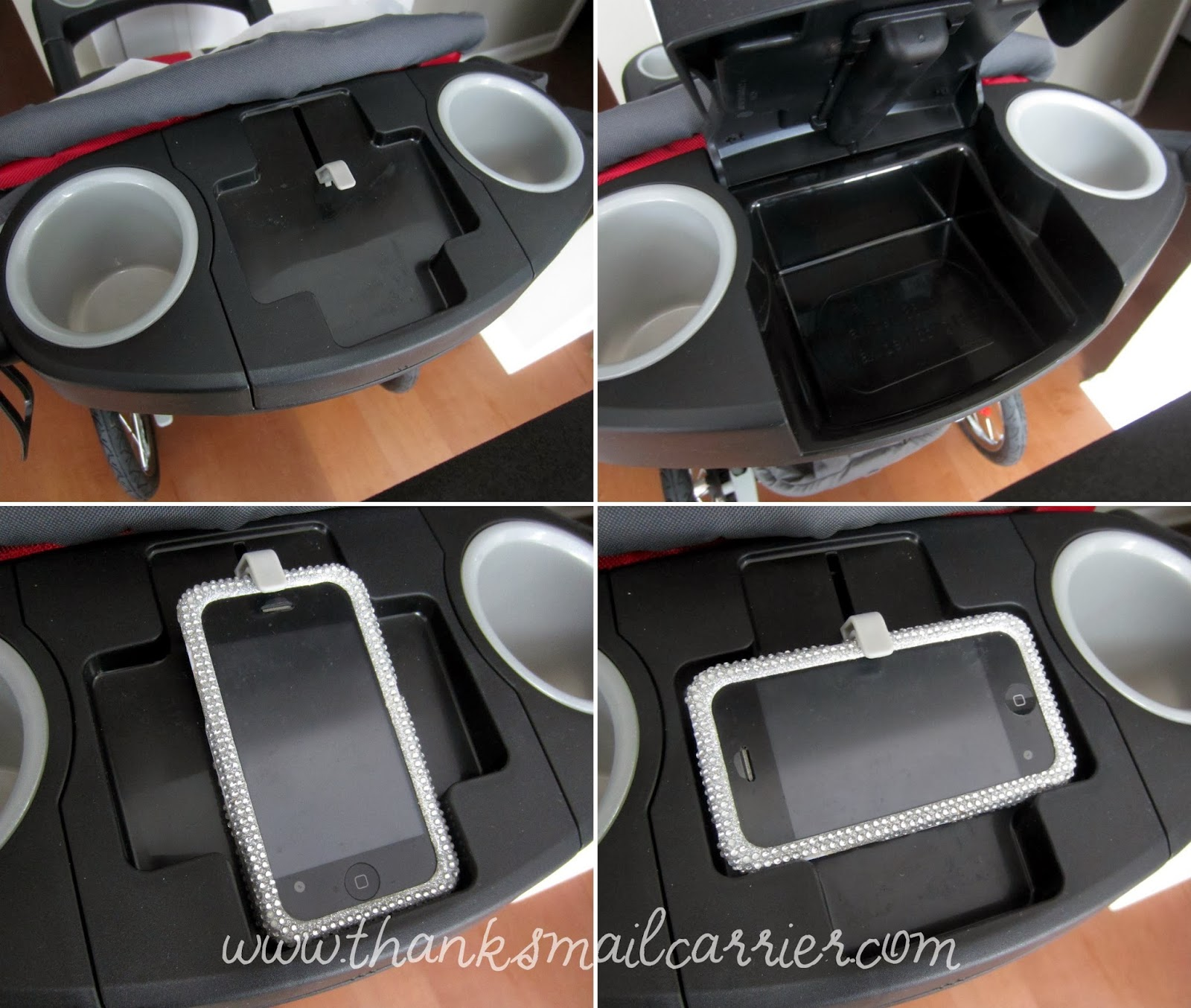 Graco FastAction Fold Parent Tray