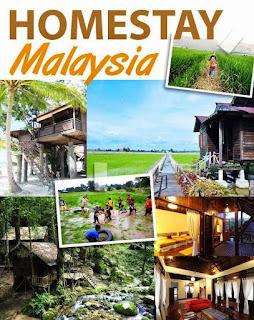 iklankan homestay malaysia anda