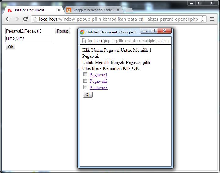 Tutorial pemrograman dan source code android web mobile for Window javascript