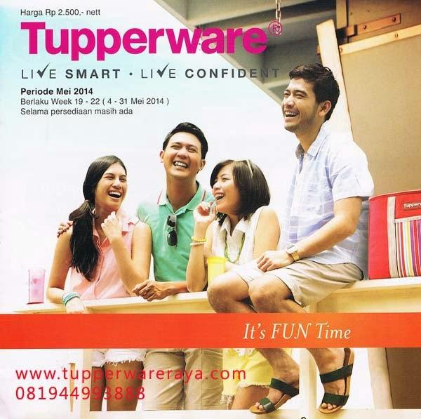 Katalog Tupperware Promo Mei 2014