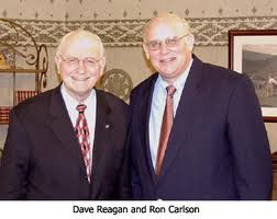 Jason Carlson and Ron Carlson