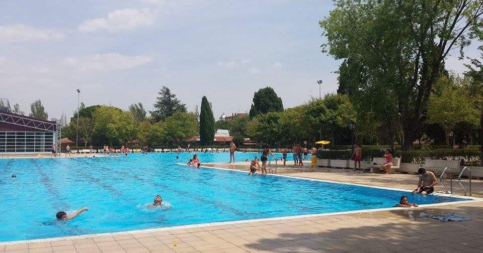 Etudier et vivre en espagne piscines d 39 t madrid for Piscine publique