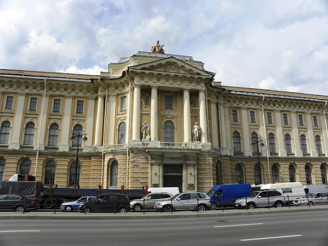 Academie of Fine Arts St. Petersburg