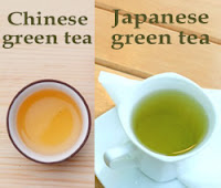 Japanese green tea herbal remedies