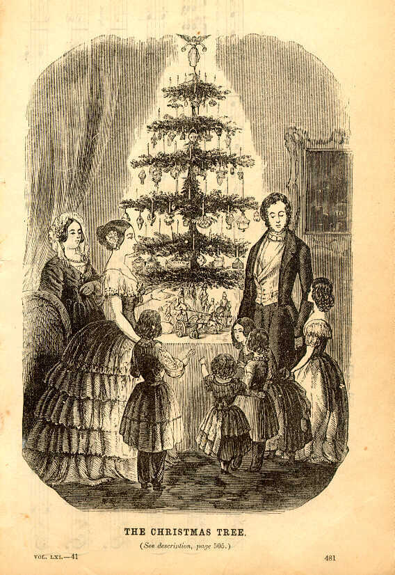 Jessica Dean By Design: Dressing The Christmas Tree