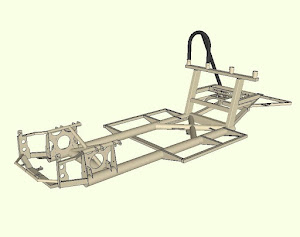 CR Sketchup Chassis