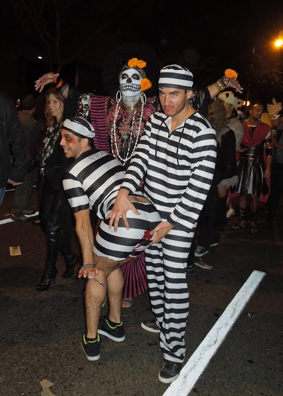 West Hollywood Halloween Carnaval convicts