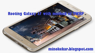 How to root Samsung Galaxy J7 (J700F) ????