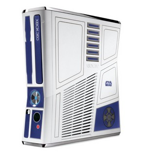 Xbox 360 Kinect Star Wars Edition