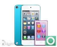 iPod touch, iPod nano, iPod Shuffle, IOS, Apps