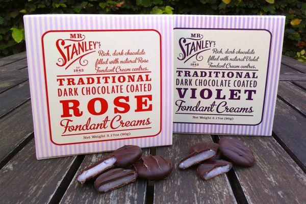 Review: Mr Stanley's Fondant Creams (vegan)
