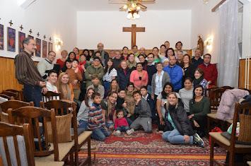 Padre András Szili. Sacerd. Diocesano. Responsable de nuestras Misas en Español.