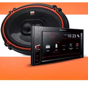 PayTM : Get Extra 40% Cashback on Car Audio   (No minimum purchase required)