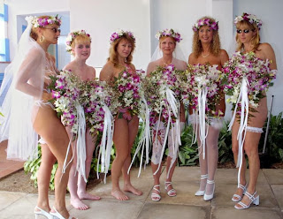 SHOCKER! Welcome To The Nudist Town, Where Everybody Goes About ...nudist pageant