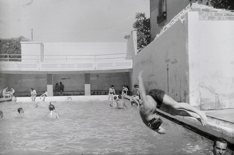 Dehesa de la villa naturaleza viva la piscina trit n for Piscina de lago madrid