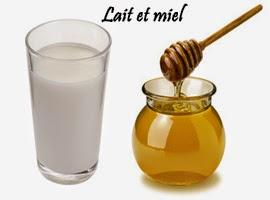 lait et miel