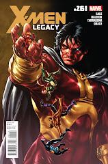 X-MEN LEGACY#261