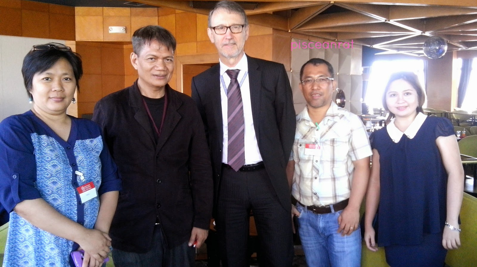 world health organization, hans olsen,blogger, who philippines, who western pacific, diamond hotel,