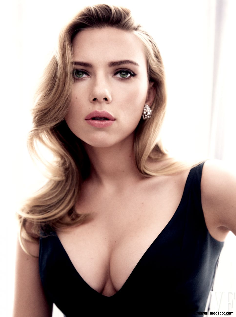 Glimpse of Scarlett Johanssons Video Message to Hall H