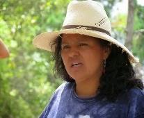 "Honduras: ""Vamos a profundizar la lucha contra el modelo saqueador"" Berta Cáceres"