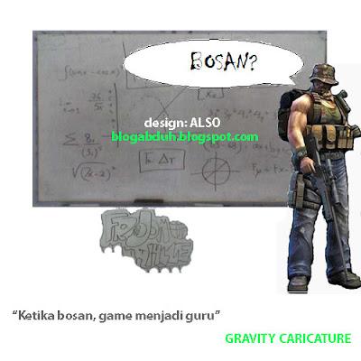 Gravity Bosan