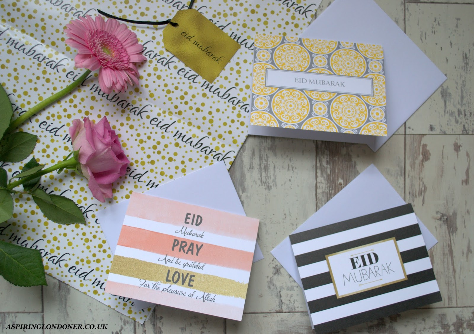 Eid Greeting Cards by Muslim by Design - Aspiring Londoner