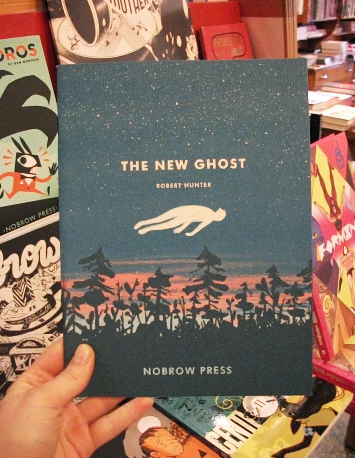 the new ghost robert hunter pdf