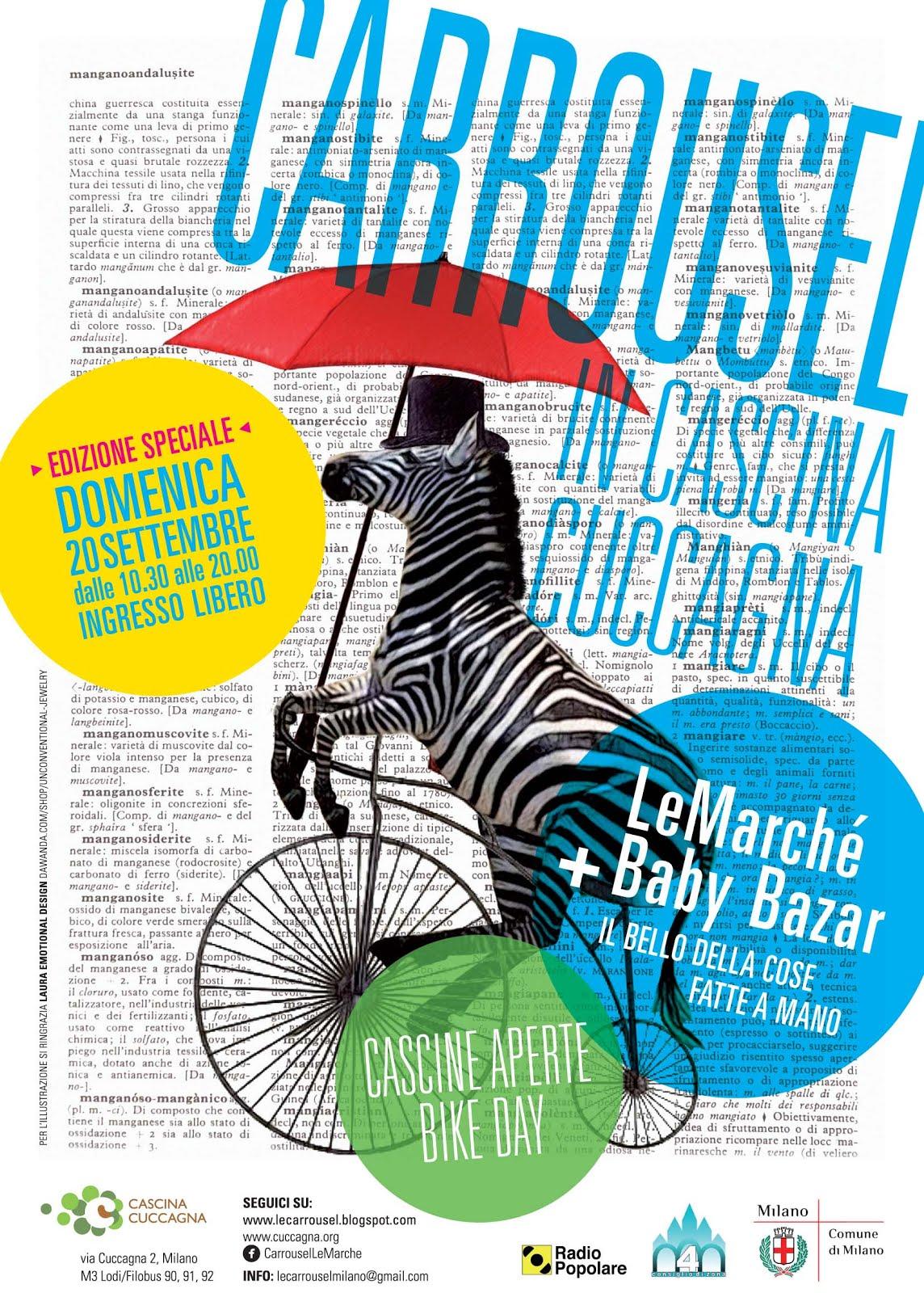 Carrousel LeMarché + Baby Bazar