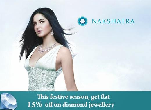 Nakshatra Diwali offer-2013